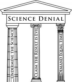 Ataques à ciência dãoerrado